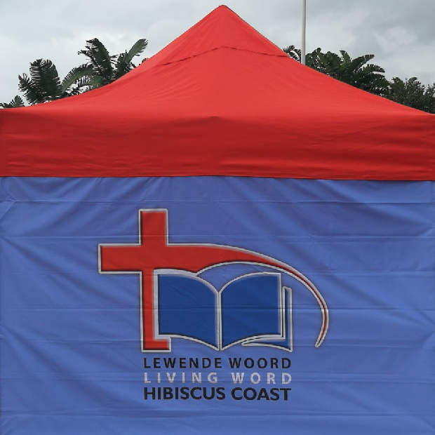 Miracle Monday Tent